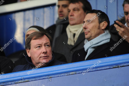 The Portsmouth CEO, Peter Storrie -