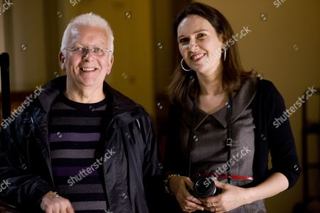 Joanna Briscoe- author of the book with Andrew Davies,