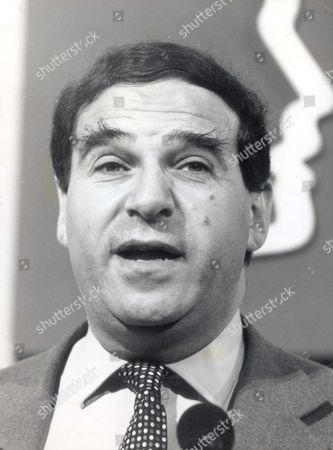 Stock Photo of Lord (leon) Brittan Sir Leon Brittan (baron Brittan Of Spennithorne)...politician