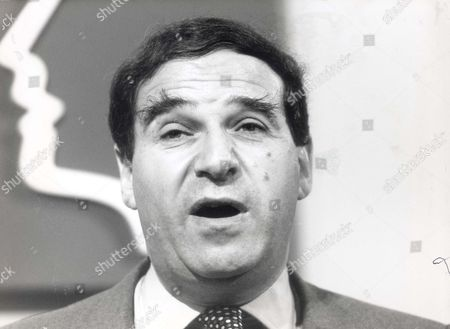 Stock Image of Lord (leon) Brittan Sir Leon Brittan (baron Brittan Of Spennithorne)...politician