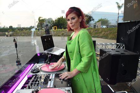 Stock Photo of Michelle Pesce
