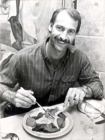 Dennis Lillee Aussie Cricketer. ...cricketer 1984