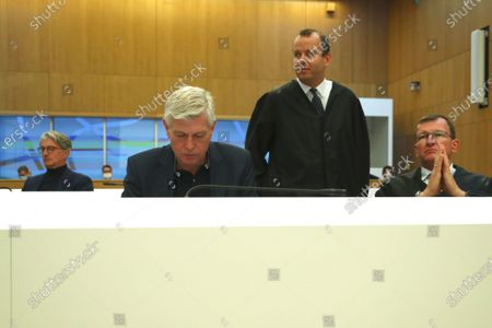 Editorial photo of Audi Trial, Munich, Germany - 06 Oct 2020