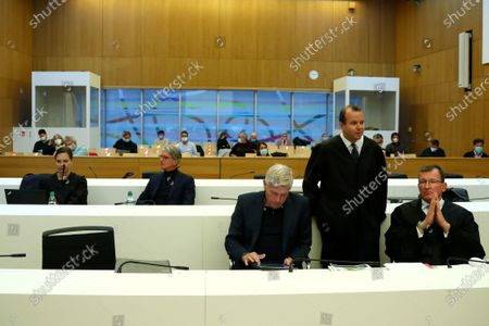 Editorial picture of Audi Trial, Munich, Germany - 06 Oct 2020