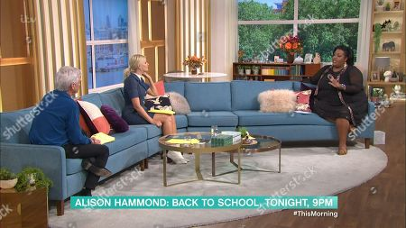 Phillip Schofield, Holly Willoughby, Alison Hammond