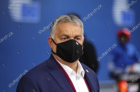 Editorial image of Europe Hungary Soros University, Brussels, Belgium - 02 Oct 2020