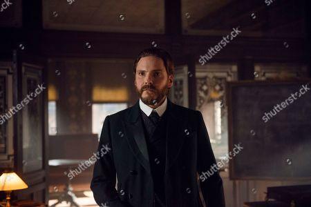 Stock Picture of Daniel Bruhl as Laszlo Kreizler