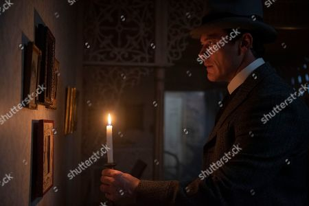Editorial image of 'The Alienist: Angel of Darkness' TV Show, Season 2 - 2020