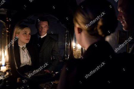 Editorial picture of 'The Alienist: Angel of Darkness' TV Show, Season 2 - 2020