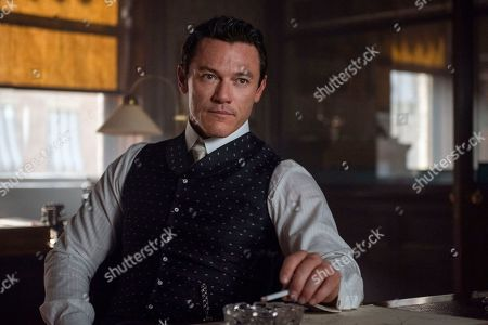 Luke Evans as John Moore