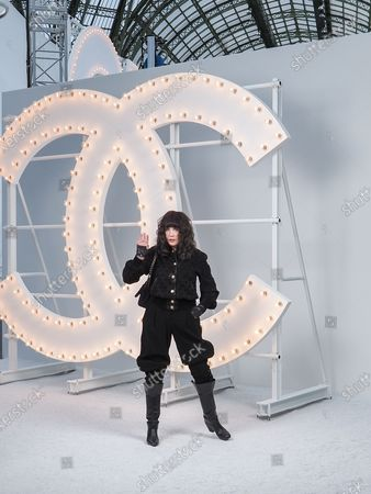 Stock Picture of Isabelle Adjani