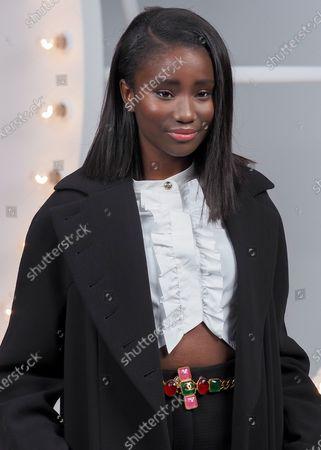 Stock Photo of Karidja Toure