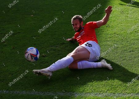 James Wilson of Salford City
