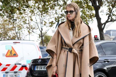 Stock Photo of Monica de La Villardiere