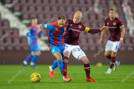 Editorial image of Heart of Midlothian v Inverness CT, Betfred Scottish League Cup - 06 Oct 2020