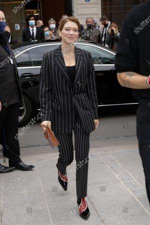 Stock Photo of Lea Seydoux