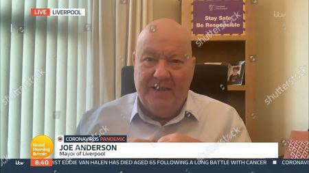 Editorial image of 'Good Morning Britain' TV Show, London, UK - 07 Oct 2020