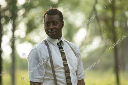Courtney B Vance as George Freeman