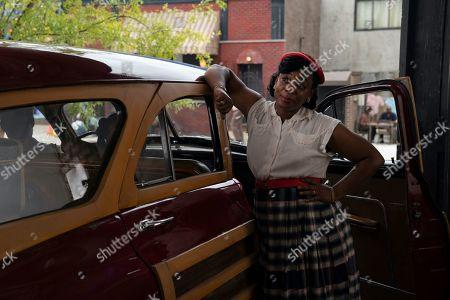 Stock Image of Aunjanue Ellis as Hippolyta Freeman