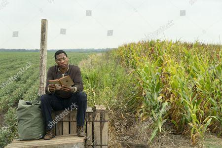 Jonathan Majors as Atticus Freeman