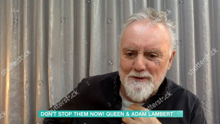 Stock Photo of Roger Taylor