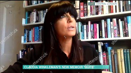 Claudia Winkleman
