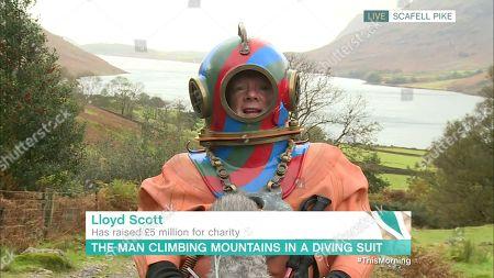Stock Photo of Lloyd Scott