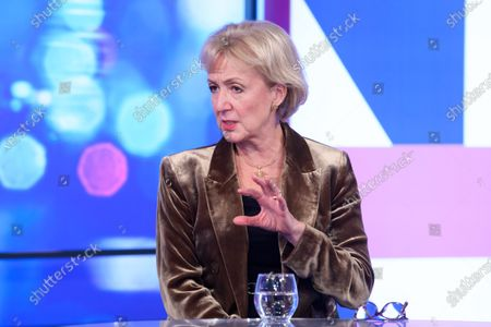 Stock Photo of Andrea Leadsom