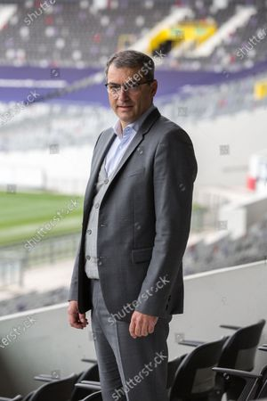 Damien Comolli president of Toulouse Footbal Club, TFC, since July 20, 2020 with the sale of the club by Olivier Sadran to American investors RedBird Capital Partners6.