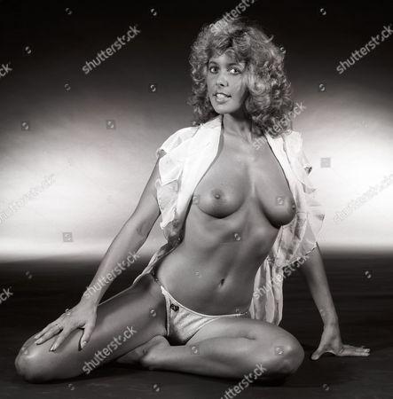 Editorial photo of Jane Warner, Studio Glamour  - Jun 1984