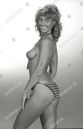 Editorial image of Jane Warner, Studio Glamour  - Jun 1984