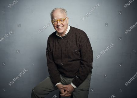 "Reed Birney poses for a portrait to promote the film ""The Forty-Year-Old Version"" during the Sundance Film Festival in Park City, Utah on"