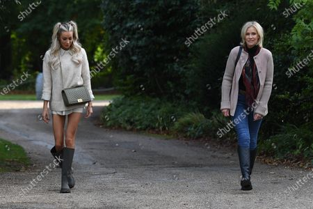 Exclusive - Olivia Attwood and Jennifer Attwood