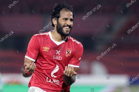 Editorial photo of Al-Ahly vs Enppi, Cairo, Egypt - 07 Oct 2020