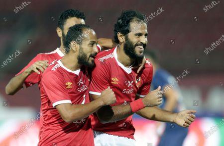 Editorial image of Al-Ahly vs Enppi, Cairo, Egypt - 07 Oct 2020