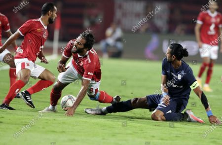 Editorial picture of Al-Ahly vs Enppi, Cairo, Egypt - 07 Oct 2020