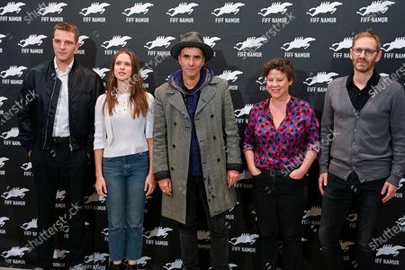 Samuel Benchetrit, Anne Delseth, Daphne Patakia, Guillaume Senez and Yoann Zimmer