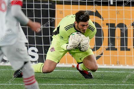 Editorial image of MLS Toronto FC Revolution Soccer, Foxborough, United States - 07 Oct 2020