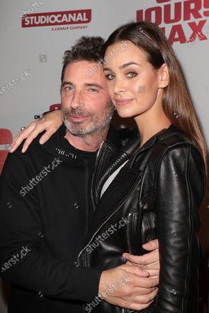 Richard Orlinski and Elisa Bachir Bey