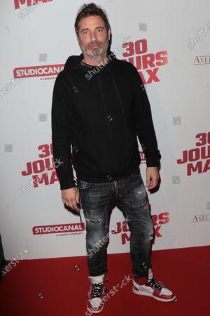 Editorial photo of '30 Jours Max' film premiere, UGC Cine-Cite Bercy, Paris, France - 07 Oct 2020