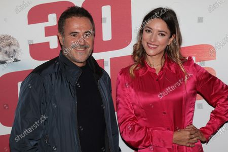 Editorial photo of '30 Jours Max' film premiere, UGC Cine-Cite Bercy, Paris, France - 07 Oct 2020