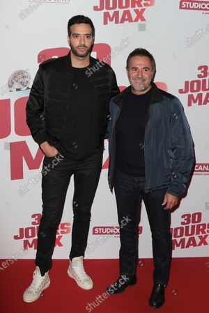 Tarek Boudali and Jose Garcia