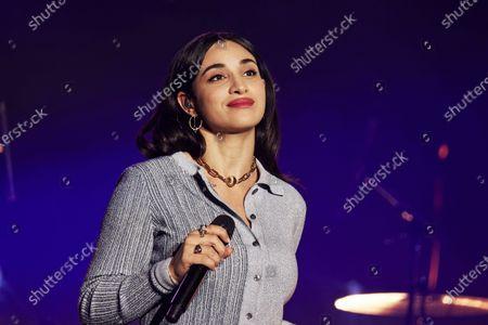 Stock Picture of Camelia Jordana