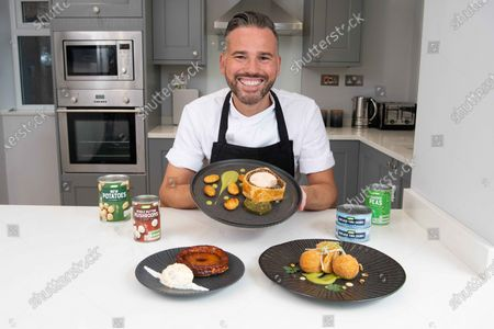 Forget à la carte it's all about à la can. ASDA and MasterChef's Dean Edwards create a three course tin-spirational meal made from tins for £3.67