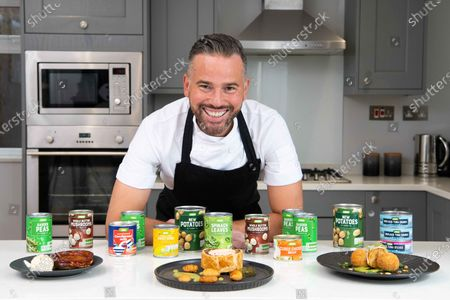 Editorial photo of ASDA Tin Can Chef, Bristol, UK - 07 Oct 2020