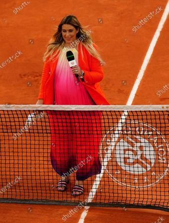 Former Wimbledon Champion Marion Bartoli