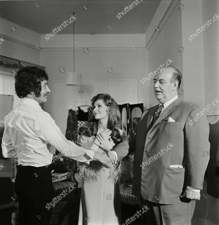 Editorial picture of 'Department S' TV Show, Episode 'The Man Who Got A New Face' - 1969