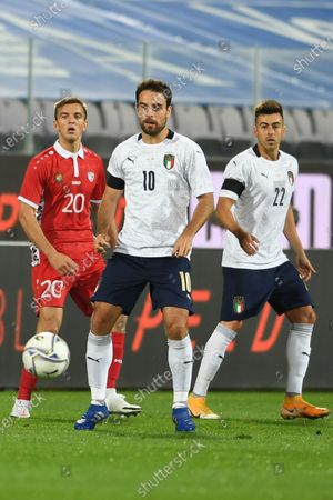 Editorial picture of Soccer: UEFA Nations League 2020-2021: Italy 6-0 Moldova, Firenze, Italy - 07 Oct 2020