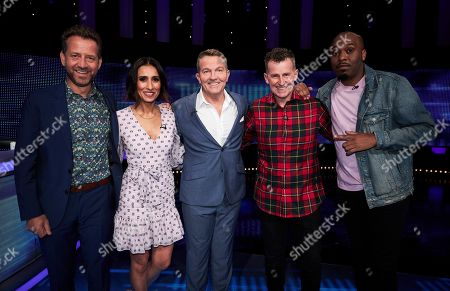 Editorial picture of 'The Chase Celebrity Special' TV Show, Series 11, Episode 7, UK - 17 Oct 2020