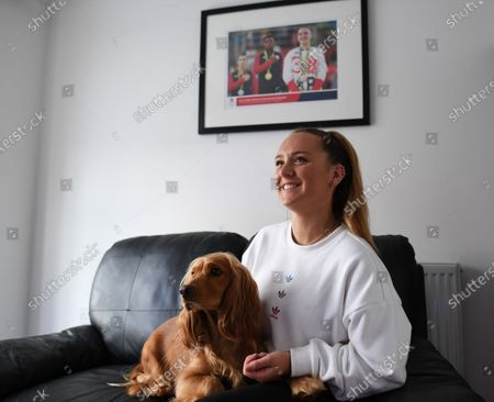 Amy Tinkler is one of our greatest gymnasts but was forced to retire this year, aged 20. She accuses British Gymnastics Coaches of shameful treatment. The little girl who wanted to fly is sinking ever deeper into the couch. Her Olympic bronze medal is nowhere to be seen, her head is in her hands and, frankly, it's all so heart-breaking. She just doesn't know if her twisted, complicated feelings, and all the damage, can ever be fixed.